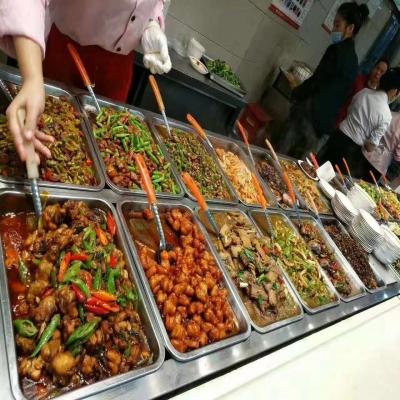 江门饭堂承包浅析食材配送质量的重要性